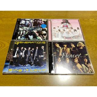 エグザイル(EXILE)のEXILE TRIBE CD レンタル落ち(ポップス/ロック(邦楽))