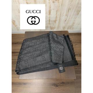 グッチ(Gucci)のGUCCI グッチ ストール マフラー ショール ユニセックス イタリア(マフラー/ショール)