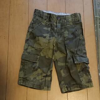 バックナンバー(BACK NUMBER)の子供服 ハーフパンツ 110センチ(パンツ/スパッツ)