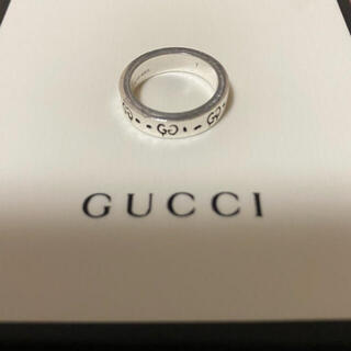 Gucci - GUCCI グッチゴースト シルバーリング