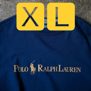 POLO RALPH LAUREN - ビームス BEAMS 別注 限定 ポロ POLO ラルフローレン Tシャツ XL
