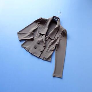 FOXEY - ■FOXEY NY■ 40 ブラウングレー系 ジャージージャケット