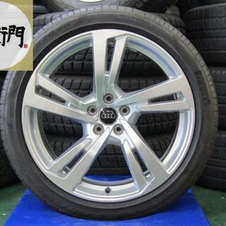 アウディ(AUDI)のアウディ F2系 A7スポーツバック純正 5スポークデザイン 4本セット(タイヤ・ホイールセット)