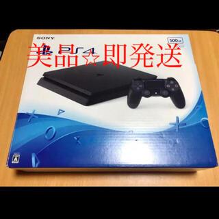 PlayStation4 - SONY PlayStation4 CUH-2100AB01