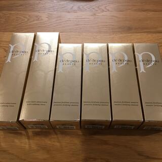 クレ・ド・ポー ボーテ - クレドポーボーテ 化粧水2本&朝用乳液2本&夜用乳液2本 6本セット♡