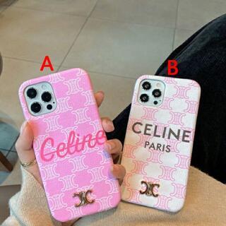 大人気  iPhone 8 ケース  CELIN  iPhone 12  ケース