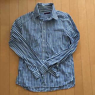 ブルーブルー(BLUE BLUE)のBLUE/BLUE シャツ サイズ2 Mサイズ(シャツ)