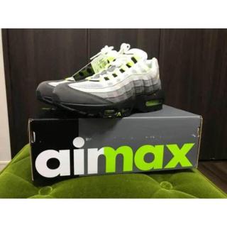 NIKE AIR MAX 95 OG NEON VOLT 2018 新品未使用(その他)