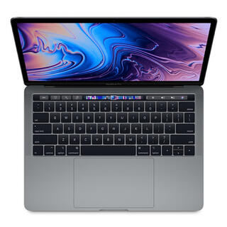 Apple - Apple MacBook Pro 13インチ 2018
