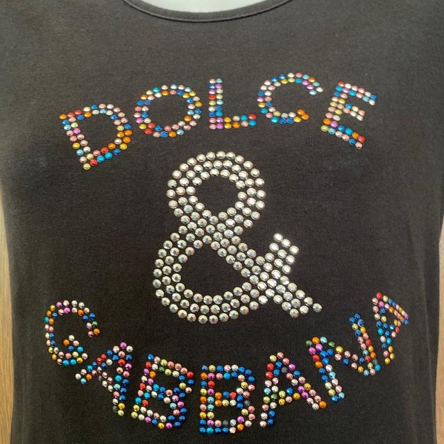 DOLCE&GABBANA(ドルチェアンドガッバーナ)の[D&G]✨スパンコールだらけ✨Tシャツ🤩 メンズのトップス(Tシャツ/カットソー(半袖/袖なし))の商品写真
