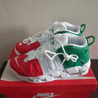 27.5cm air MORE UPTEMPO 96 ITALY(スニーカー)