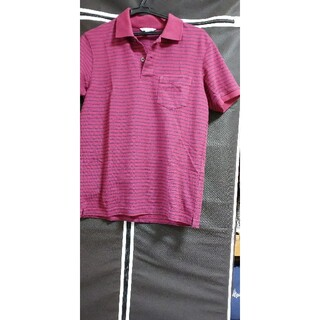UNIQLO - 紳士ポロシャツ(ユニクロ)