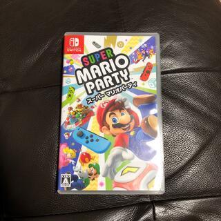 Nintendo Switch - Switchソフト スーパーマリオパーティー