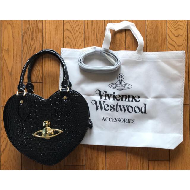 Vivienne Westwood(ヴィヴィアンウエストウッド)の【新品未使用】vivienne westwood ショルダーバッグ ハンドバッグ レディースのバッグ(ショルダーバッグ)の商品写真