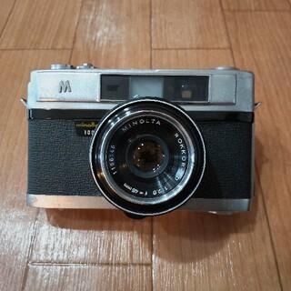 コニカミノルタ(KONICA MINOLTA)のminolta A5 minolta 1000 ミノルタ フィルムカメラ(フィルムカメラ)