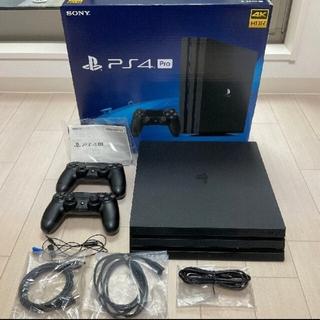PlayStation4 - プレステ4 pro  7100B 【1TB】ソフト5本セット!