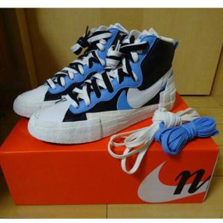 Nike sacai ブレーザーmid 28cm サカイ ナイキ 10(スニーカー)