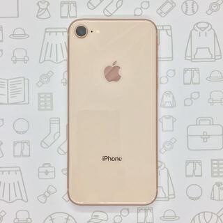 アイフォーン(iPhone)の【A】iPhone 8/64GB/356097092666045(スマートフォン本体)