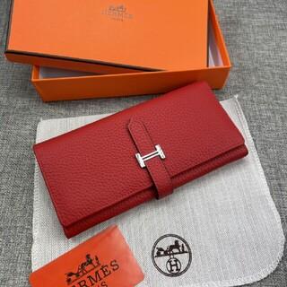 Hermes - 美品  Hermes 二つ折り長財布 高品質
