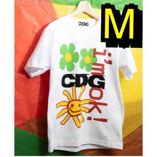 COMME des GARCONS - cpfm cdg コムデギャルソン カクタスプラントフリーマーケット M