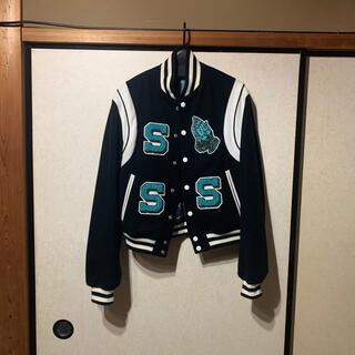 ジョンローレンスサリバン(JOHN LAWRENCE SULLIVAN)の売り切り価格 sugar hill teddy jacket サイズ1(ブルゾン)