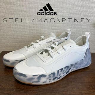 アディダスバイステラマッカートニー(adidas by Stella McCartney)のkirakira様用!アディダスステラマッカートニーtreino 25.5cm(スニーカー)