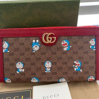 Gucci - グッチ ドラえもん ジップアラウンドウォレット 長財布