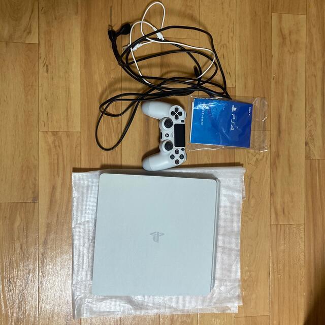 PlayStation4(プレイステーション4)のSONY PlayStation4 本体 CUH-2200AB02 エンタメ/ホビーのゲームソフト/ゲーム機本体(家庭用ゲーム機本体)の商品写真
