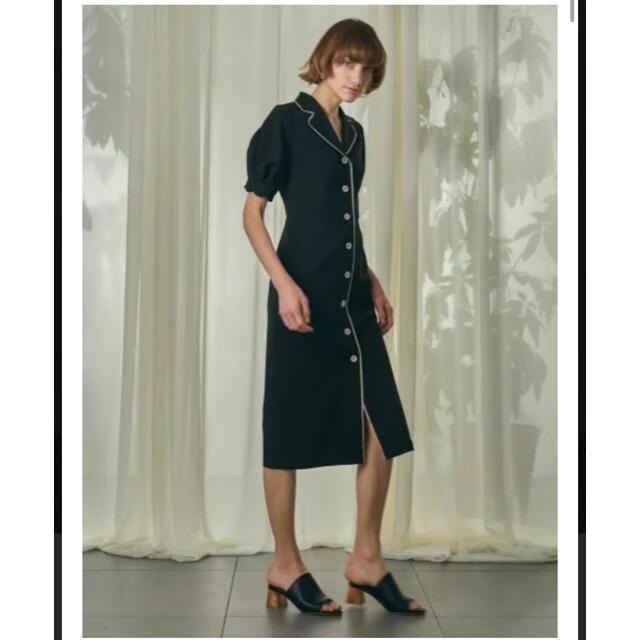 Lily Brown(リリーブラウン)のリリーブラウン ワンピース LilyBrown レディースのワンピース(ひざ丈ワンピース)の商品写真