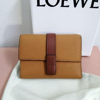 LOEWE - Loewe  スモール バーティカル ウォレット 財布