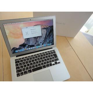 Apple - MacBookAir13インチ Early2014 i5 8GB 256GB