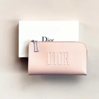 ディオール(Dior)のディオール ノベルティ ポーチ サクラピンク 箱付き(ポーチ)