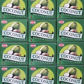 お香 ココナッツ(お香/香炉)