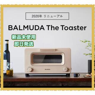BALMUDA - 新品:2020年 バルミューダトースター K05-BG