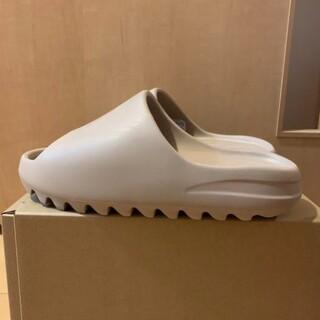 アディダス(adidas)のイージースライド yeezy slide pure 26.5cm(サンダル)