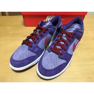 NIKE SB DUNK LOW SP PLUM 26.5cm(スニーカー)