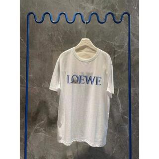 LOEWE - LOEWE となりのトトロシリーズホワイトTシャツ