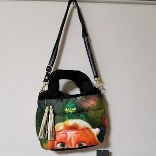 ルートート(ROOTOTE)のROOTOTE ラプンツェル コラボ ハンドバッグ ショルダーバッグ 未使用(ショルダーバッグ)