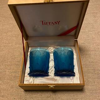 Tiffany & Co. - ティファニー ロックグラス