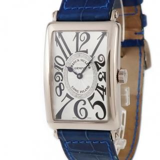 フランクミュラー(FRANCK MULLER)のフランクミュラー  ロングアイランド レリーフ 1000SCCD1R 自(腕時計(アナログ))