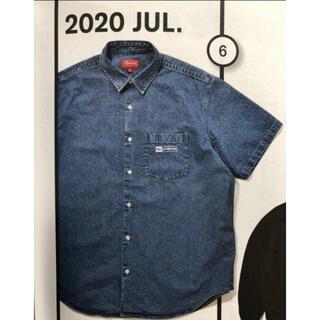 シュプリーム(Supreme)のSUPREME 20SS Invert Denim Shirt Blue XL(シャツ)