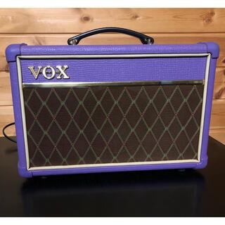 ヴォックス(VOX)のPathfinder 10 PURPLE V9106 アンプ ミキサー(ギターアンプ)