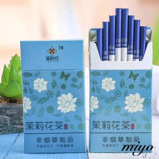 【新品】ジャスミンティー 茉莉花茶 茶タバコ 茶煙草 2箱(茶)