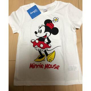 Disney - 新品☆未使用タグ付きミニーちゃんTシャツ