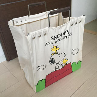 SNOOPY - スヌーピー  雑誌ストッカー
