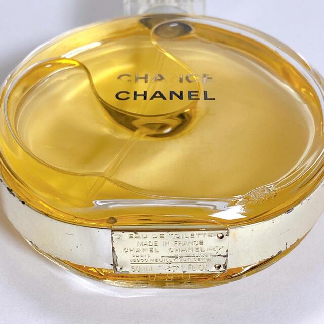 CHANEL(シャネル)の【yuga141122様専用】シャネル チャンス オードゥ トワレット 50ml コスメ/美容の香水(香水(女性用))の商品写真