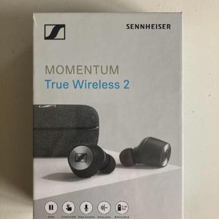 SENNHEISER - 新品未開封ゼンハイザー MOMENTUM True Wireless2 国内品