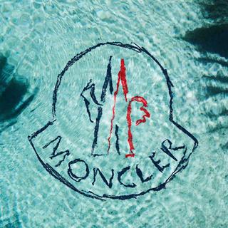 モンクレール(MONCLER)の【お取置き中】モンクレール 新品ワンピース 6a(ワンピース)