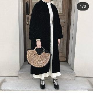 mina perhonen - DOUBLE MAISON別注/ANTIPASTストライプタビソックス