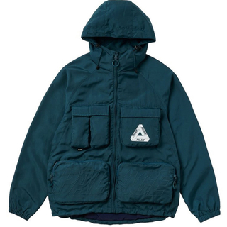 "Supreme - PALACE Pal Is Ace Jacket ""Teal"" XL"